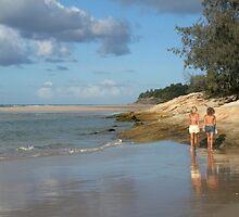 Beach Beauties by Sherrianne Talon