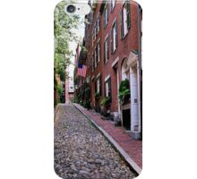 Acorn Street iPhone Case/Skin