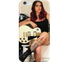 King Instruments n' Tatts iPhone Case/Skin