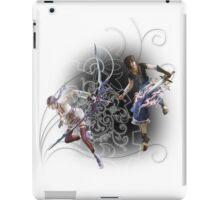 Final Fantasy XIII-2 - Serah Farron and Noel Kreiss iPad Case/Skin