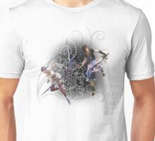 Final Fantasy XIII-2 - Serah Farron and Noel Kreiss Unisex T-Shirt