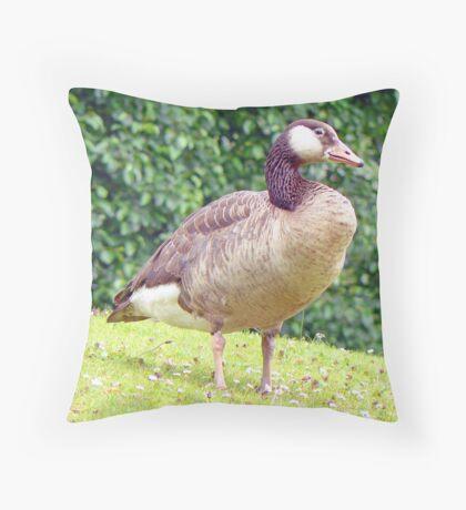 Harri The Hybrid Throw Pillow