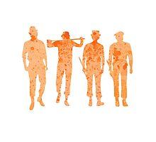 Clockwork Orange - Droogs by pithypenny