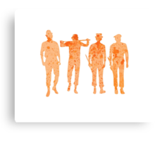 Clockwork Orange - Droogs Canvas Print