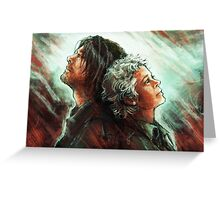 Caryl - be my Pookie Greeting Card