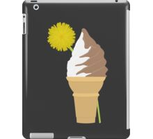 Dandelion's Chocolate and Vanilla Swirl iPad Case/Skin