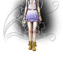 Fantasy XIII-2 - Yeul by IzayaUke