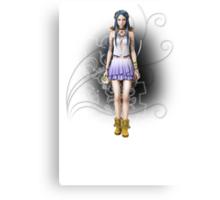 Fantasy XIII-2 - Yeul Canvas Print