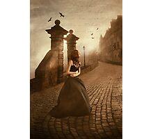 The Last Goodbye... Photographic Print