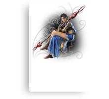 Final Fantasy XIII -  Oerba Yun Fang Canvas Print
