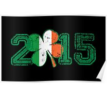 2015 St Patrick's Day Poster
