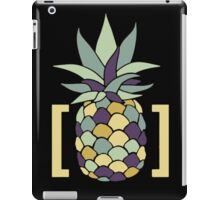 Reddit r/trees Pineapple in Brackets Design iPad Case/Skin