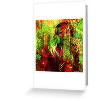 """"""" We need the hands to say the things which the word does not translate. """" Greeting Card"""