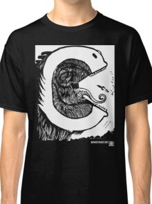 Consuming the Rocket (White Version) Classic T-Shirt