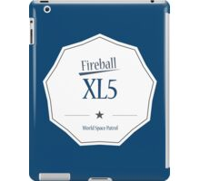 Fireball XL5 iPad Case/Skin