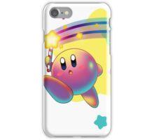 Kirby Super Star Rod iPhone Case/Skin