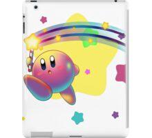 Kirby Super Star Rod iPad Case/Skin