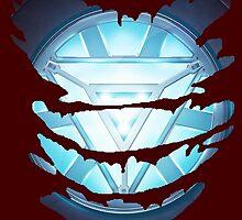 Iron Man Ripped by umarshamir