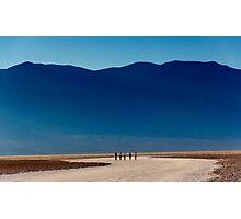 Badwater Basin Photographic Print