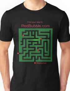 Find Your Way To RedBubble.Com T-Shirt