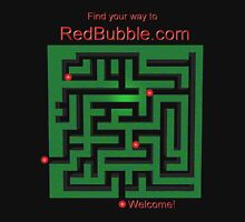 Find Your Way To RedBubble.Com Unisex T-Shirt