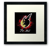 Akame Ga Kill Night Raid Framed Print
