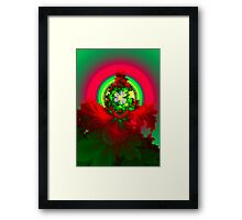Nature's Glow Framed Print