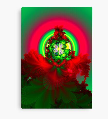Nature's Glow Canvas Print