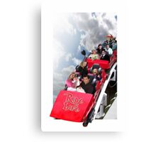 The Ride of Life Canvas Print