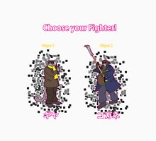 Choose Your Fighter Unisex T-Shirt