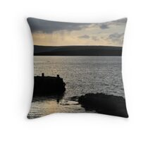 Lunna Ness Throw Pillow