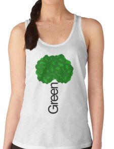 GREEN iii Women's Tank Top