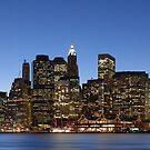 New York City by ScottL