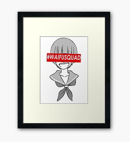 MAKO - KILL LA KILL - WAIFUSQUAD Framed Print