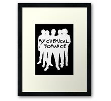My Chemical Romance Framed Print