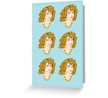 Venus Xtravaganza Greeting Card