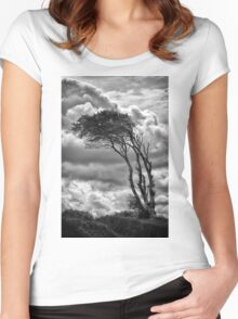 Wind & Wuthering Women's Fitted Scoop T-Shirt