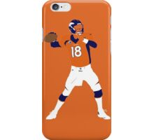 Peyton Williams Manning iPhone Case/Skin