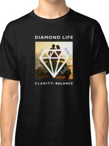 Diamond Life: Clarity ∞ Balance (boho style) Classic T-Shirt