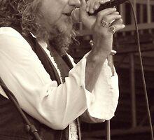 Robert Plant by kaylarenee