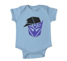 Decepticon G1 OG Transformer One Piece - Short Sleeve