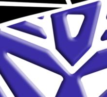 Decepticon G1 OG Transformer Sticker
