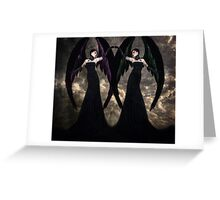 The Gemini Syndrome Greeting Card