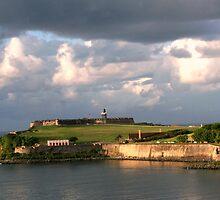 El Morro Castle by rakiddd