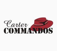Carter Commandos by psychoandy