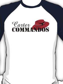 Carter Commandos T-Shirt