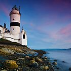 Cloch Lighthouse by David Queenan