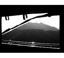 Mountain View Photographic Print