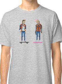 Pixel paradox Classic T-Shirt