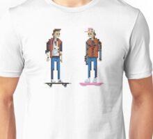 Pixel paradox Unisex T-Shirt